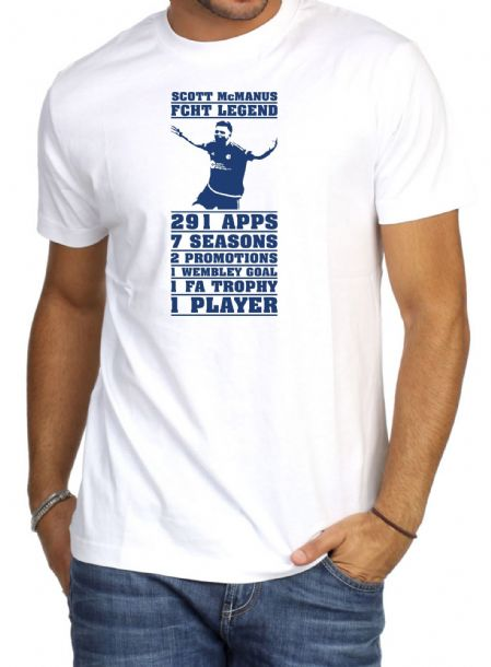 'One Player' T-shirt  Adults